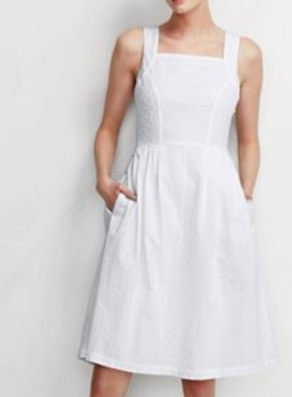 a5a33fef89f8 Lands  End Dresses   Skirts - Lands End eyelet summer dress